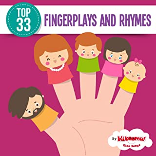 Top 33 Fingerplays and Rhymes