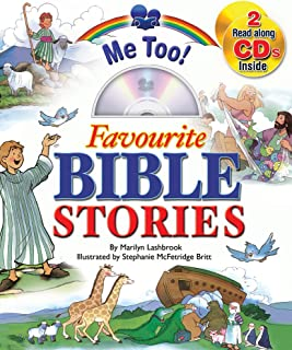 Me Too Favourite Bible Stories