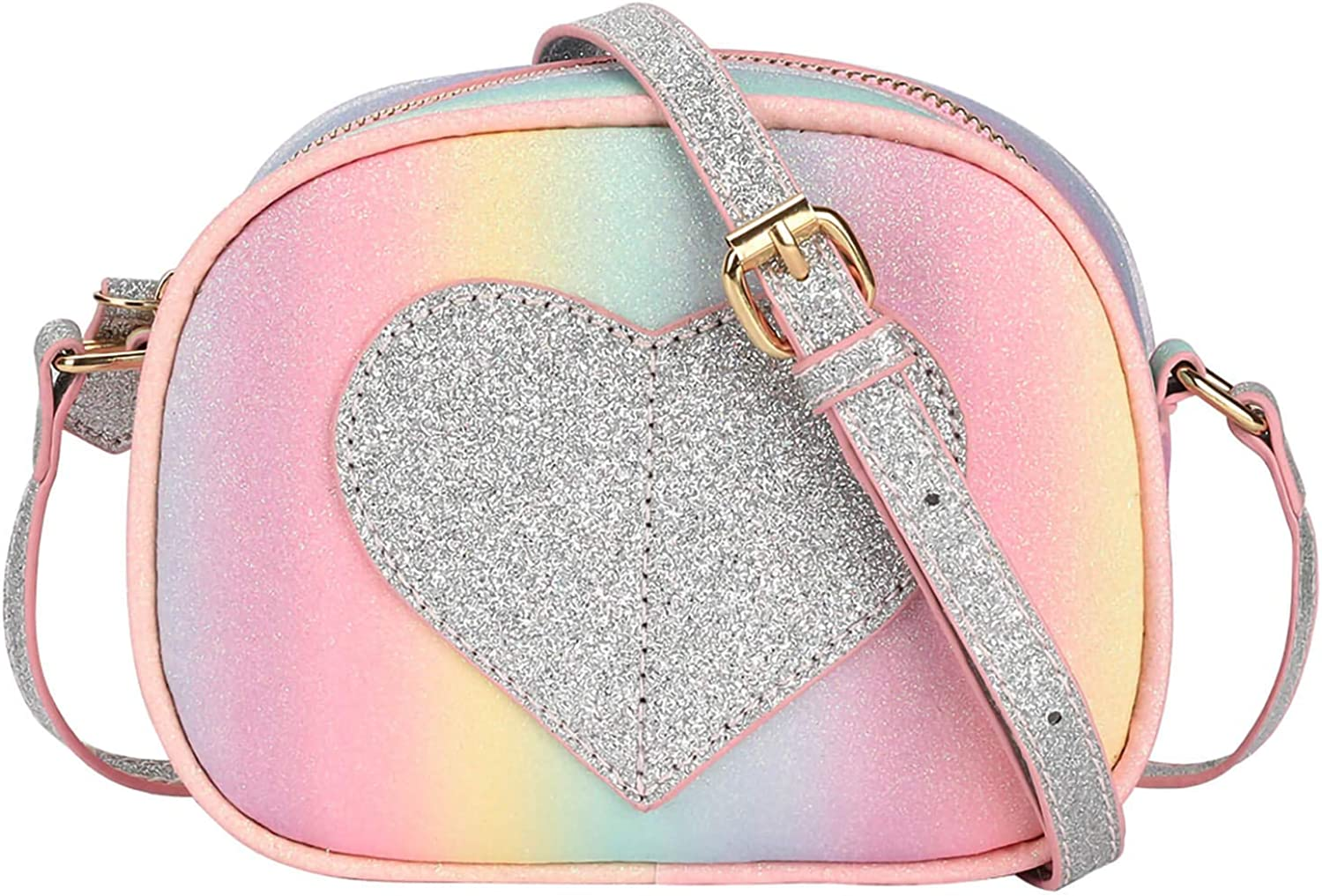 mibasies Little Girls Crossbody Purse Gift Presents for Kids