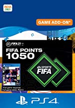 FIFA 21 Ultimate Team 1050 points (Email Delivery in 1 Hour - Digital Voucher Code)