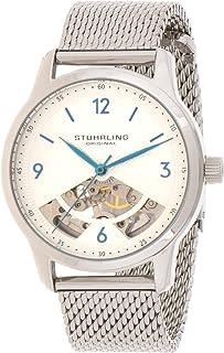 ستيرلنج اوريجينال ساعة يد للجنسين ، ستانلس ستيل ، 977M.01