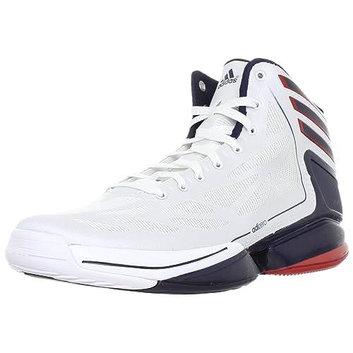 best sneakers 67cfe 51e38 adidas adizero Crazy Light 2 weiß