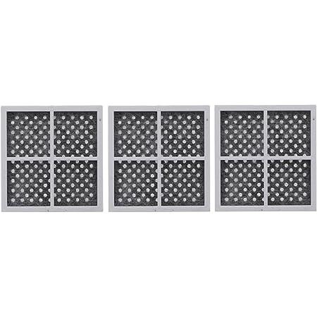 3 Pezzi Fresh Air Sostituzione Frigorifero,Sostituzione del filtro dellaria per LG LT120F Kenmore Elite 469918 Frigorifero Freezer Fresh Flow Accessori,Frigo Filtro Aria,per il filtro del frigorifero
