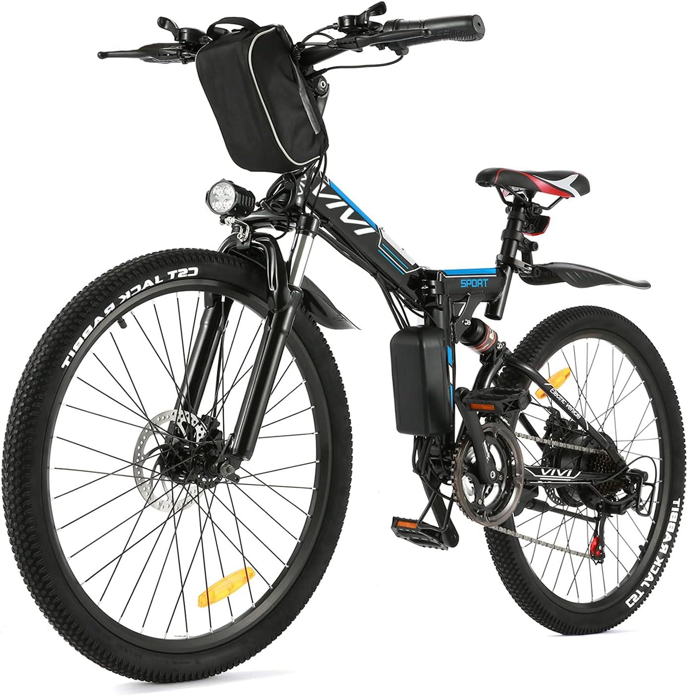 VIVI Folding Electric Bike 新作販売 買収 26