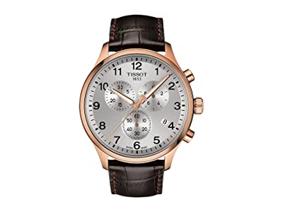 Tissot Chrono XL Classic T1166173603700 (Brown) Watches