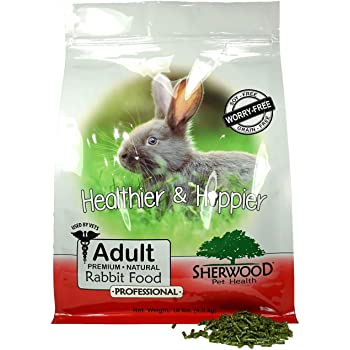Sherwood Pet Health Professional Adult Rabbit Food (10 pounds)