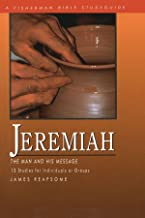Jeremiah: The Man and His Message (Fisherman Bible Studyguide Series)
