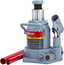 air operated bottle jack