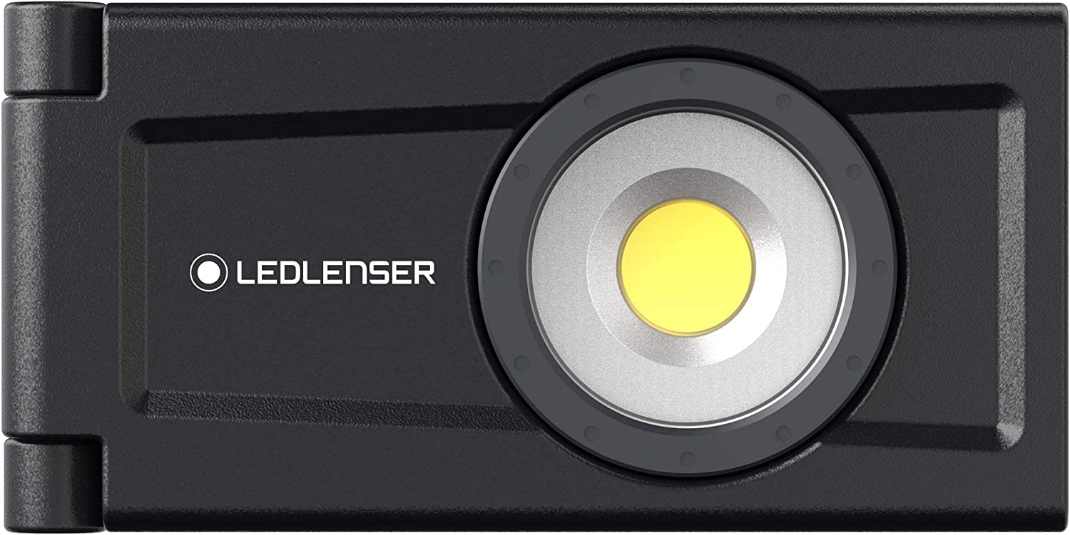 Ledlenser iF3R Rechargeable High Power LED Professional Light Cooling Technology Compact 1,000 Lumens Five Dimmer Settings