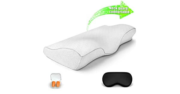Neck Pillow Buckwheat Husk Neck Round Cervical Support Roller Suport Pillow Yoga