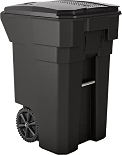 Suncast Commercial BMTCW65 65 gal Wheeled Trash Can 40.86