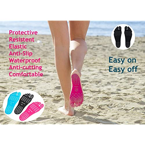 Newly Waterproof Non Slip Slipper Adhesive Foot Pad Protector Stick on Sole Feet