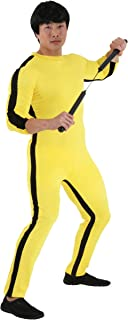 Bruce Lee Costume with Wig