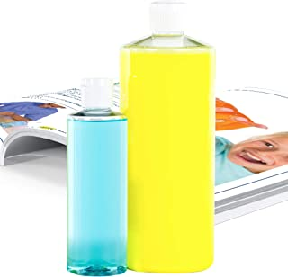 Steve Spangler Science DIY Super Slime Kit, Neon Yellow – Easy to Create, Non-Glue Slime Formula, Makes an Excellent STEM Activity for Classrooms and Home Use