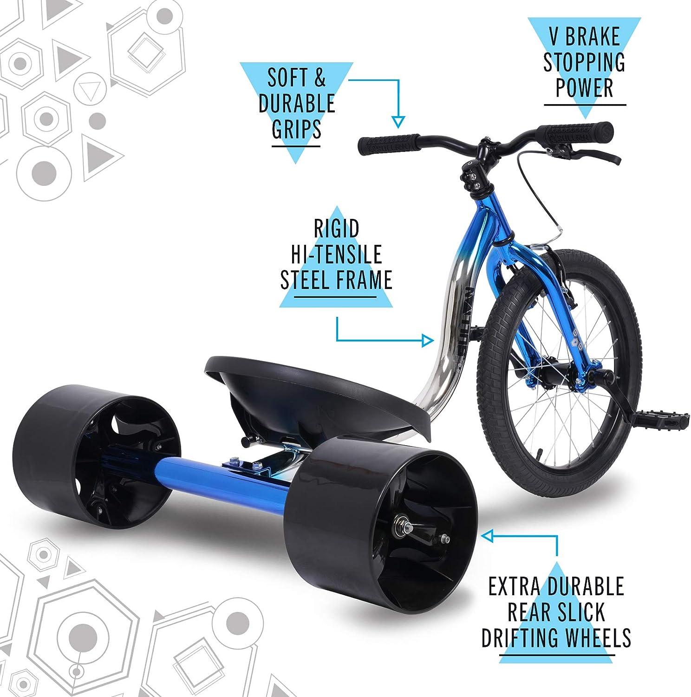 Sullivan Jnr Big Wheel Drift Trike 18 po pour 7-12 ans