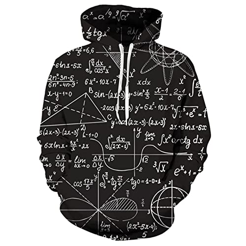 TRYOMWO Young Mens Short Sleeve Hoodie I Llove My Math Class Casual Pullover Sweatshirt Top Hooded Shirt