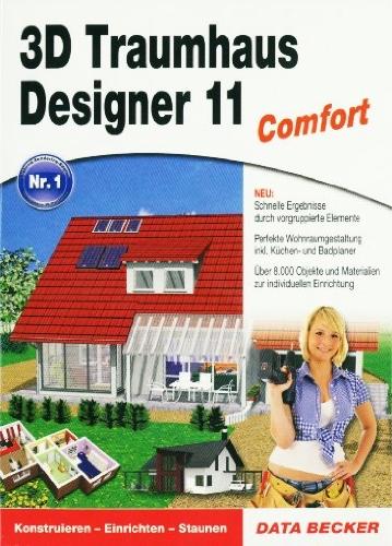 3D Traumhaus Designer 11 Comfort