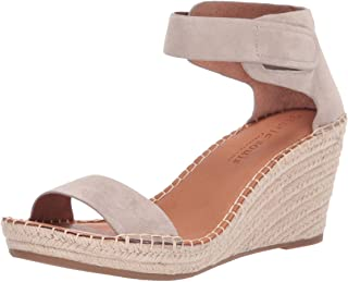 Gentle Souls Women's Espadrille Wedge Sandal