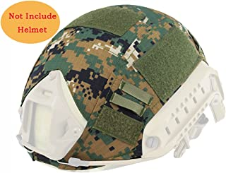 H World Shopping Outdoor Airsoft Paintball Tactical Military Gear Combat Fast Helmet Cover AOR2