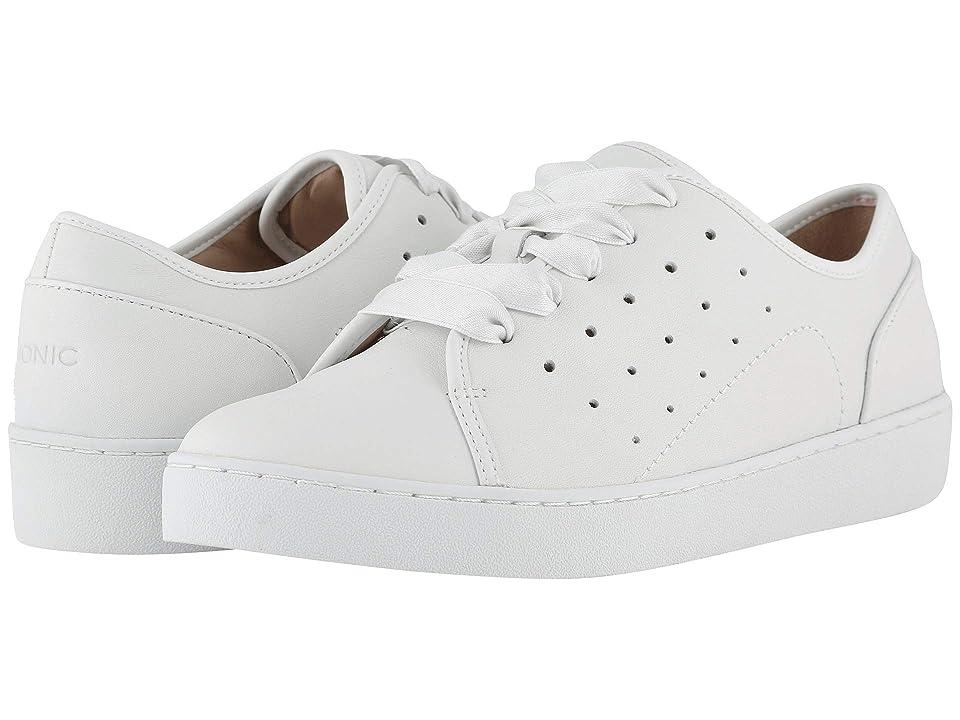 VIONIC Keke (White) Women's Lace up casual Shoes