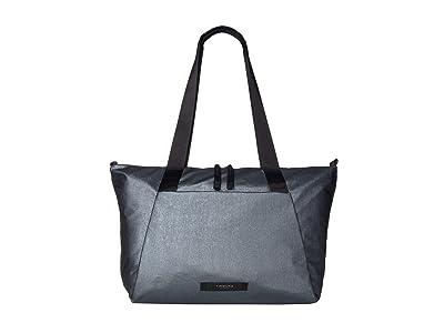 Timbuk2 Studio Tote (Shiny Black Crinkle) Tote Handbags