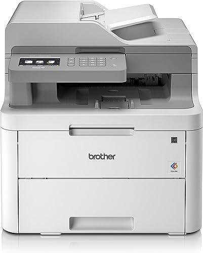 Brother DCP 90/L3 - Imprimante multifonction blanc 41 x 41 x 48 cm