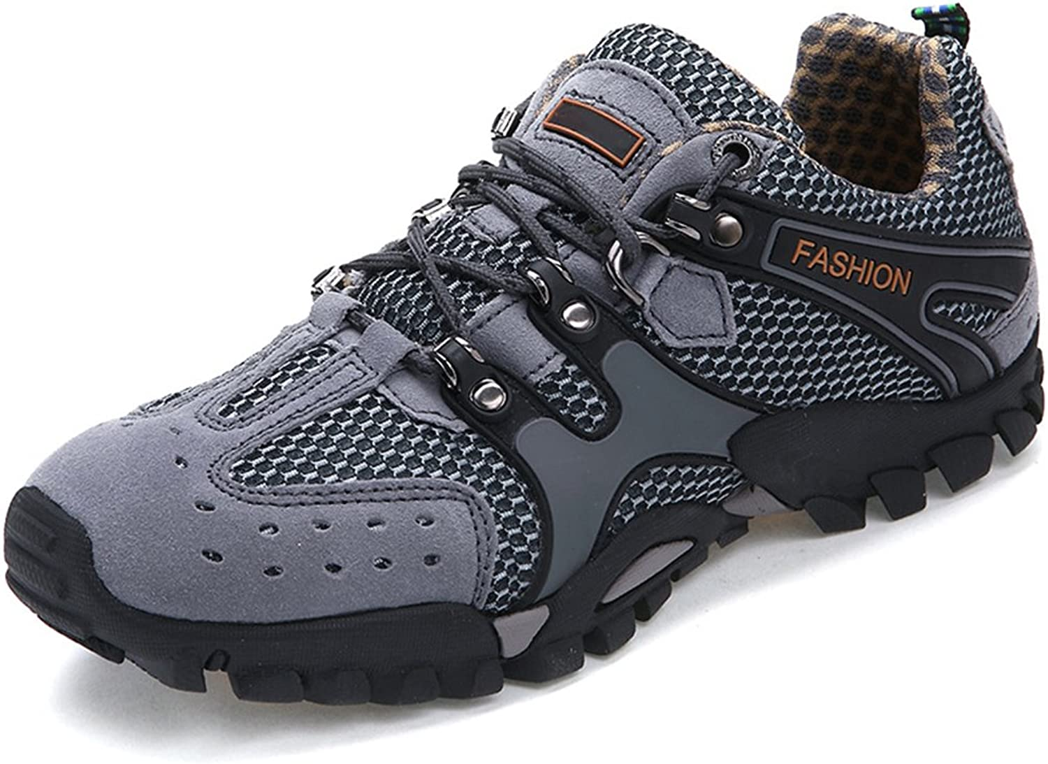 Kyle Walsh Pa Mens Hiking NonSlip WearResistant Lace up Outdoor shoes