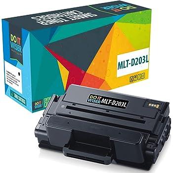 No-name Black Refill Laser Printer Toner Powder Kit for Samsung MLT-D206L MLT-206L MLT-D206 MLT-206 SCX-5935FN Laser Printer 500g//Bag,1 Pack