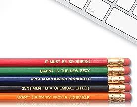 Sherlock Holmes BBC Inspirational Pencils