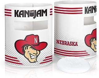 Kan Jam Outdoor NCAA College Disc Throw Game - Perfect for Tailgates, Backyard, Beach, Park