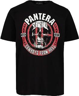 JP 1880 Große Größen T-Shirt Pantera Uomo