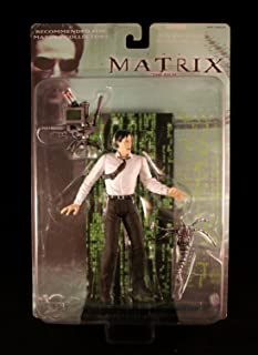 MR. ANDERSON KEANU REEVES Action Figure & Accessories from the film THE MATRIX
