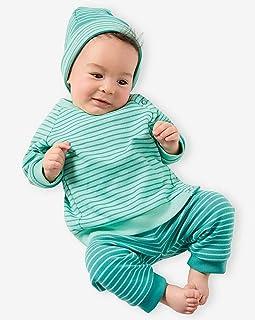 Burda Schnittmuster 9315, Erstlingsset Baby 56-80 zum selber nähen, ideal für Anfänger L2