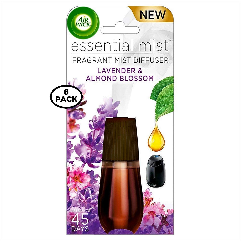 Air Wick Essential 新商品 Mist チープ Almo Diffuser Fragrant Lavender