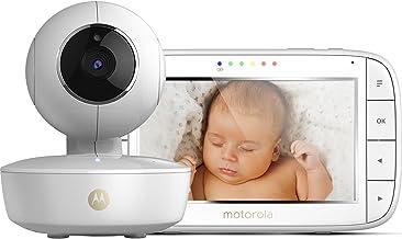 Motorola MBP 50 - Vigilabebés vídeo con pantalla LCD a