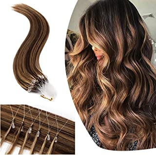 Best remy hair extensions micro rings Reviews