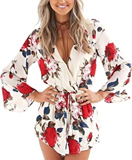 Best cute jumpsuits with sleeves Reviews