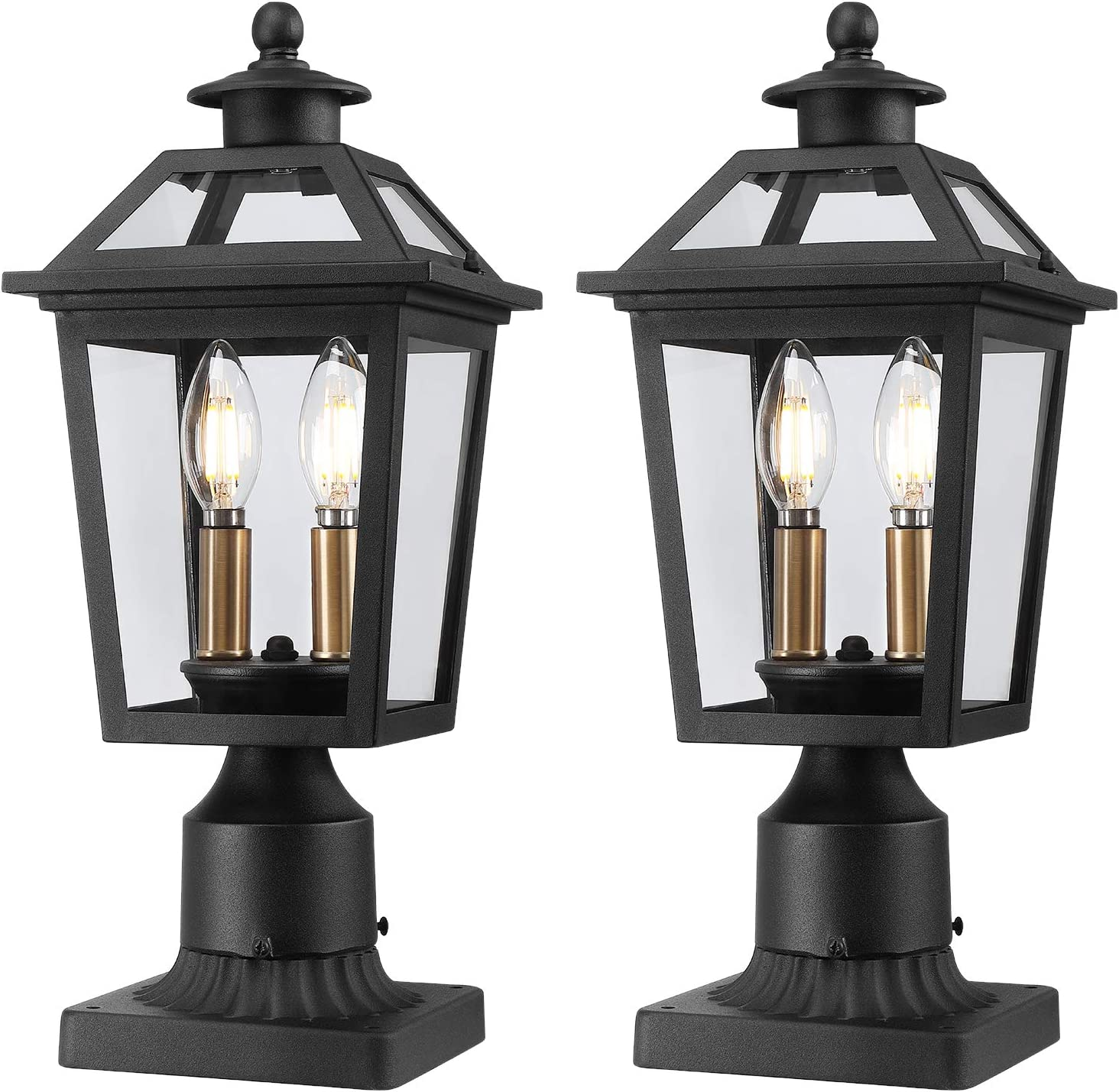 Beionxii Outdoor 40% OFF Cheap Sale Post Lights Lantern Challenge the lowest price of Japan Pillar Ligh Exterior