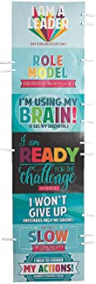 Fun Express Growth Mindset Behavior Chart - 31 Pieces - Educational and Learning Activities for Kids