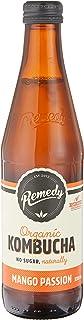 Remedy Organic Kombucha Mango Passion, 330 ml