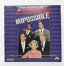 Mission Impossible 1996 LaserDisc - Volume 3: The Council, Parts 1 & 2