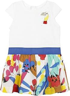 catimini Baby Girls' Cq30133 Robe Bi Matiere Dress