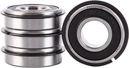 XiKe 4 Pack 99502HNR Wheel Hub Ball Bearing ID 5/8
