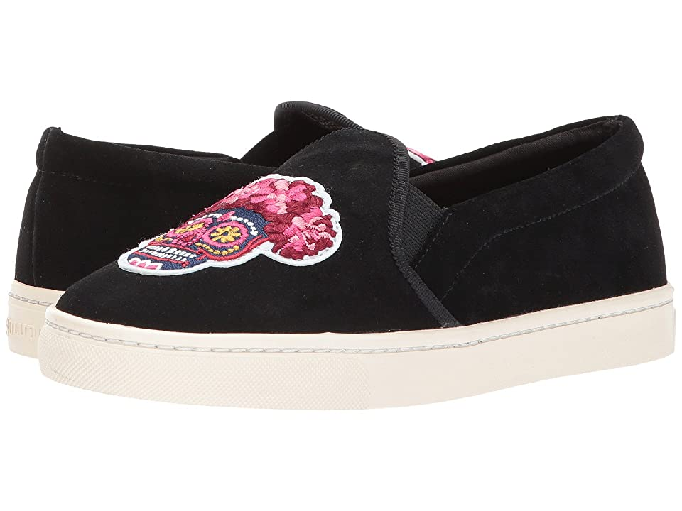 Soludos Day of The Dead Sneaker (Black) Women