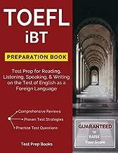 Best toefl test preparation book Reviews