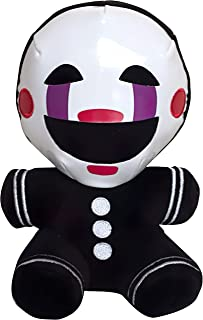 Five Nights at Freddys Plush Puppet - Security Puppet Plush FNAF | Nightmare Puppet Plush - Five Nights at Freddys Puppet...