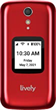 GreatCall - GreatCall Lively Flip - Red - from The Makers of Jitterbug