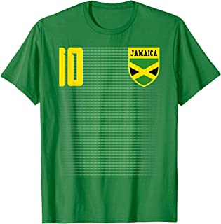 Jamaica Football Soccer Jersey Shirt Tee