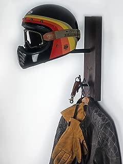 Trip Machine Company Helmet Hanger (Brown)