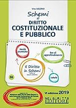 Scaricare Libri Schemi di diritto costituzionale e pubblico PDF